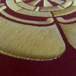 家紋刺繍額-004
