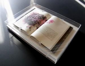 アクリルボックス(BOOK)