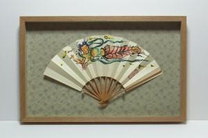 14-4-25澤田政廣「扇子画」 (1)